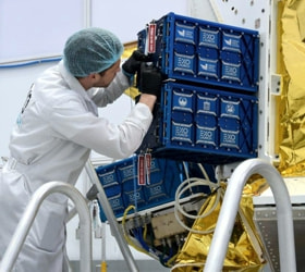Launch Services CubeSats