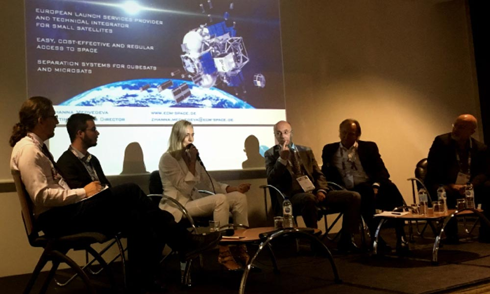Exolaunch team took part in the Toulouse Space Show